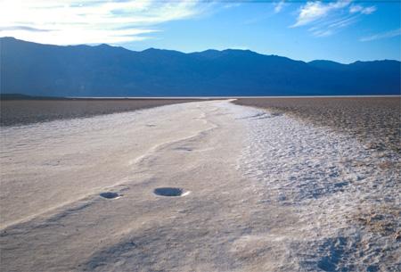 Death Valley, USA.
