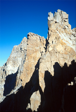 Mount Whitney, California.