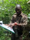 Gashon, one of the most experienced field guides, talks about how to collect data.