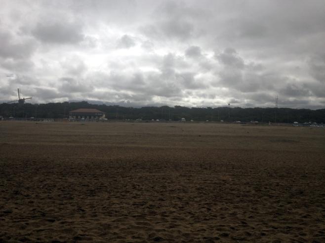 Clouds at Ocean Beach